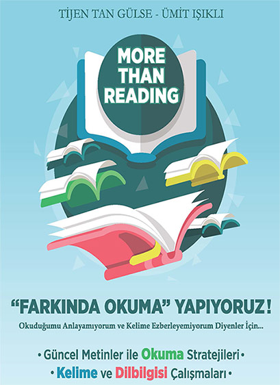 More Than Reading kitabı kapak resmi