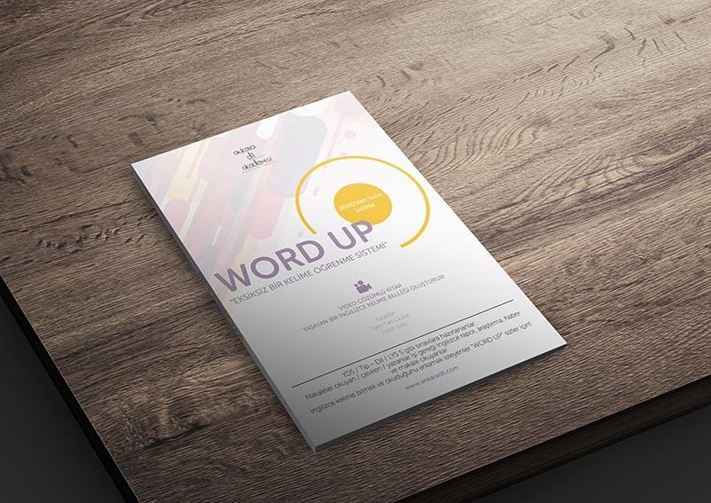 <p>Tijen hoca&nbsp;tarafından hazırlanan WORD UP kelime sistemi ile kelime &nbsp;bilginizi geliştirin.</p>